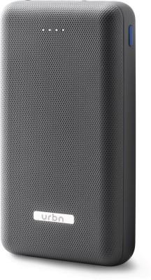 URBN 20000 mAh Power Bank  12 W  Grey, Lithium Polymer URBN Power Banks