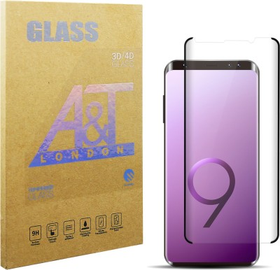 A&T London Edge To Edge Tempered Glass for Lifetime Warranty: A&T London provides you with professional customer service and Samsung S8 / S9 Plus Protector is supported by Lifetime Warranty., This is a premium quality screen protector for Samsung S8 / S9 Plus from A&T London, known for it