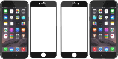 HRV Tempered Glass Guard for Apple iPhone 8 Plus / iPhone 8+ [ PACK OF 2 ](Pack of 2)