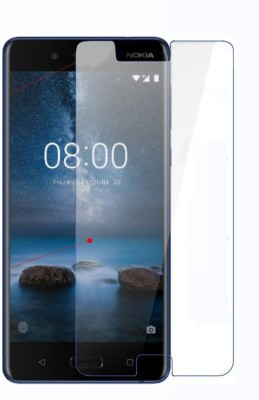 Marshland Tempered Glass Guard for Nokia 8(Pack of 1)