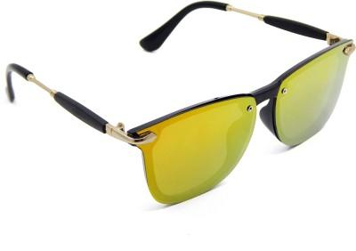 Els Wayfarer Sunglasses(Yellow)