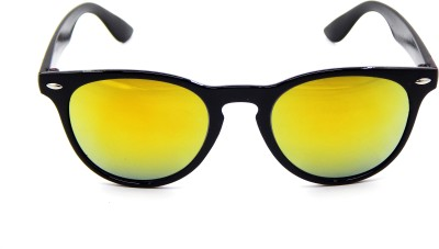 Els Wayfarer Sunglasses(Green)