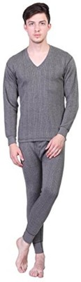 ALFA Quilted Premium Men Top - Pyjama Set Thermal