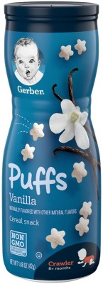 Gerber Baby Puffs 42 g
