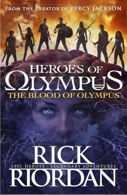 Heroes of Olympus : Blood of Olympus(English, Paperback, Rick Riordan)