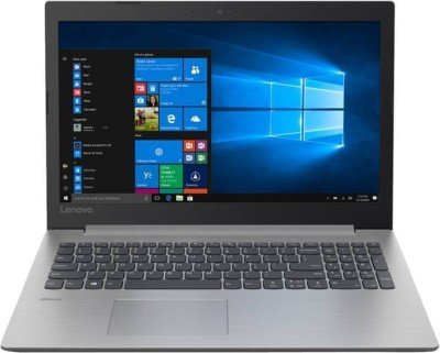 Lenovo Ideapad 330 Pentium Quad Core 8th Gen – (4 GB/1 TB HDD/Windows 10 Home/512 MB Graphics) 81D100H1IN Laptop(15.6 inch, Platinum Grey)