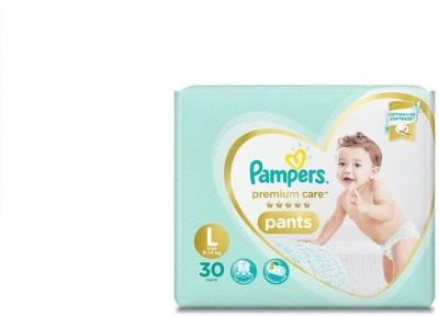 Pampers Premium Care L 30 Pant Diaper   L