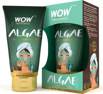 WOW Skin Science Algae Clay Face Mask