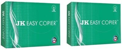 JK Pack of 2 Combo Unruled A4 Printer Paper