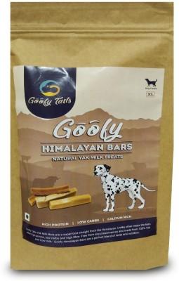 Goofy Tails Himalayan Yak Milk Bars 100% Veg Extra Large Milk Dog Treat(250 g)