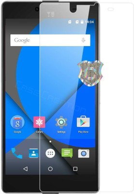 S-Line Tempered Glass Guard for Micromax YU Yuphoria AQ5010