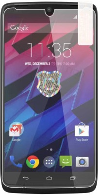 Case Creation Tempered Glass Guard for Motorola DROID Turbo XT1254(Pack of 1)