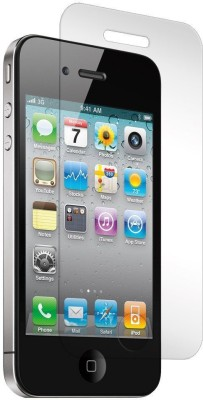 GS SMART Front and Back Tempered Glass for Apple Iphone 4S {Flexible}(Pack of 2)