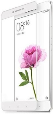 Tempered Glasses Edge To Edge Tempered Glass for Xiaomi Redmi MI Max 2 Air-bubble Proof(Pack of 1)