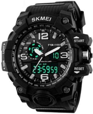 Skmei Luxurious Digital _Analog Men Watch FOr- Boys & Men Analog-Digital Watch  - For Boys
