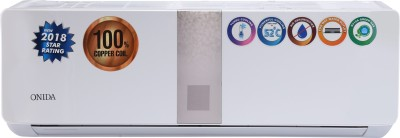 View Onida 1 Ton 3 Star BEE Rating 2018 Split AC  - White(SA123MVL, Copper Condenser)  Price Online