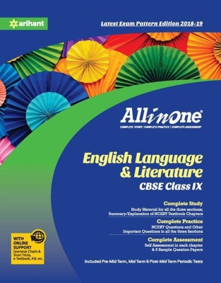 All in One English Language and Literature Cbse Class 9th(English, Paperback, Singh Gajendra)
