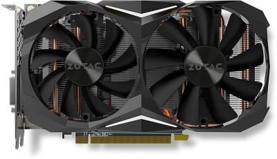 ZOTAC NVIDIA GTX 1060 AMP Edition 6GB GDDR5 6 GB GDDR5 Graphics Card
