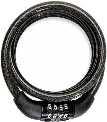 Dragon Bicycle Numeric Lock Cable Lock(Black)