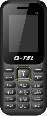 Q-Tel Q7(Black&Green)