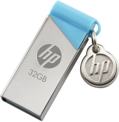 HP V215B 32GB PEN DRIVE 32 GB Pen Drive(Silver)