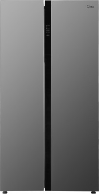 Midea 584L Side by Side Refrigerator