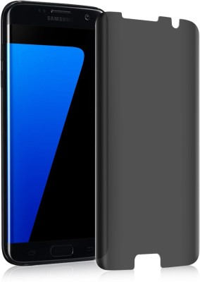 Marshland Tempered Glass Guard for Samsung Galaxy S7 3D (Blue)(Pack of 1)