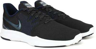 Nike W IN-SEASON TR 8 AMP Training & Gym Shoes For Women(Black) at flipkart