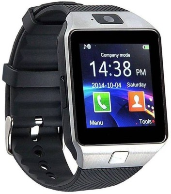 Growth Dz09 phone Smartwatch(Multicolor Strap Regular) at flipkart
