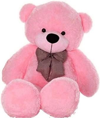 Clickfordeal 4 Feet Long Cute Teddy Bear - 120.79 cm(Pink)