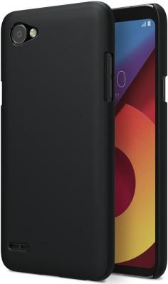 Flipkart SmartBuy Back Cover for LG Q6 Black, Hard Case