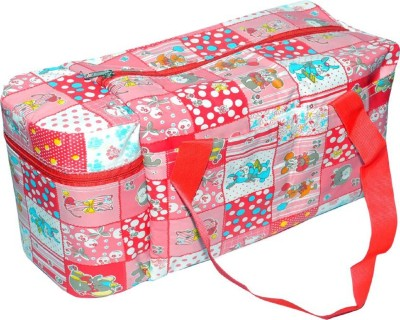 BW Baby Diaper Bag With Bottle Warmers Diaper Bag Red BW Diaper Bags