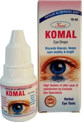 KOMAL PHARMACEUTICALS KOMAL EYE DROP Eye Drops(10 ml)