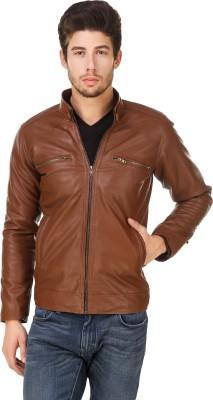 Smerize Full Sleeve Self Design Men Jacket at flipkart