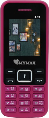 Mymax A33(Pink)
