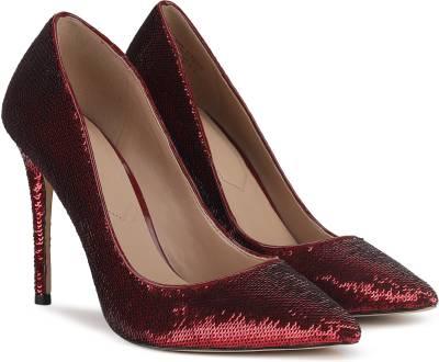 ALDO Women Red Miscellaneous Heels
