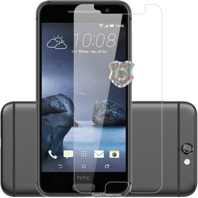 Case Creation Tempered Glass Guard for HTC OneA9(Pack of 1)