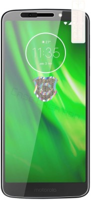 """Case Creation Tempered Glass Guard for Motorola Moto G6 Play 5.7\"""" inch(Pack of 1)"""