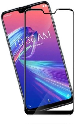Power Edge To Edge Tempered Glass for Asus Zenfone Max Pro M2(Pack of 1)