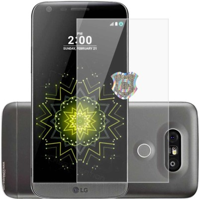 Case Creation Tempered Glass Guard for LG G5 2016(Pack of 1)
