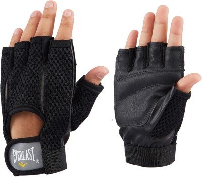 Everlast Ross Weightlifting Gym   Fitness Gloves