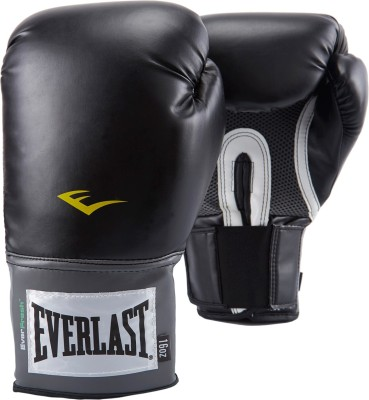 Everlast Pro Style Training Boxing Gloves Black Everlast Boxing Gloves