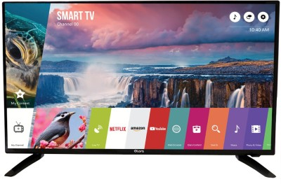 View Elara 80cm (32 inch) Full HD LED Smart TV(LE-3210)  Price Online