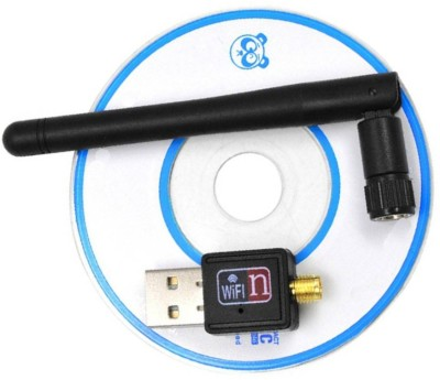 CALLIE 600Mbps Wireless Antenna with USB Adapter Black