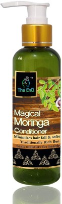 The enq Magical Moringa Hair Conditioner with Natural Moringa , Aloe vera Extract 100% Ayurvedic Formulation(200 ml)