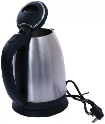 KitchenFest 1.8Ltr Stainless steel Multipurpose Electric Kettle