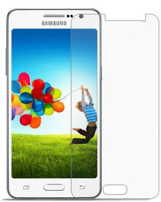 GalaxyTech Tempered Glass Guard for Samsung Galaxy Grand Prime(Pack of 1)