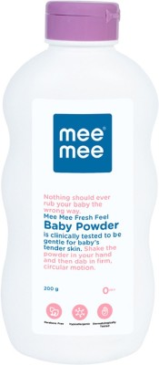 MeeMee Baby Powder, 200 GM