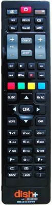 Dish TV Genuine HD Recording Box Dish Tv HD Plus Remote Controller