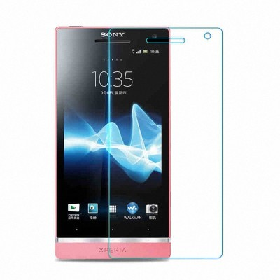 IOTRONICS INNOVATIONS Tempered Glass Guard for Sony Xperia S(Pack of 1)